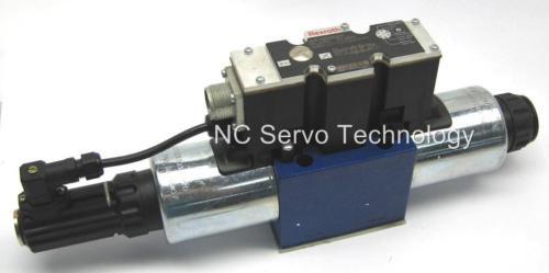 Rexroth 4WREE10V75-22/G24K31/A1V Proportional Valve R900924607 Rebuilt w/Warr#039;ty
