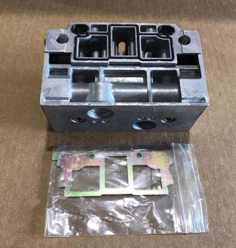 P68430 Ceram Valve Subplate Rexroth/Wabco/American Standard
