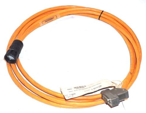 NEW Germany USA REXROTH INDRAMAT IKS0374/004M FEEDBACK CABLE