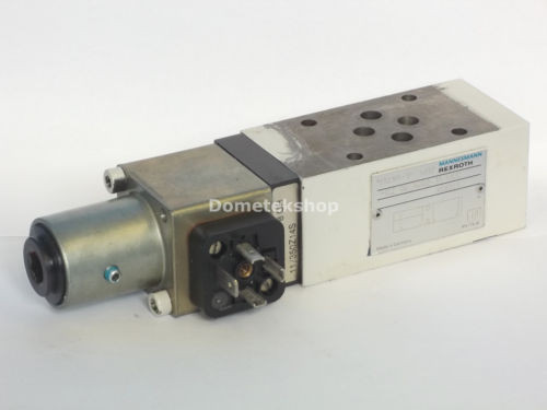 Mannemann Dutch Italy Rexroth HSZ 06 A608-31/M00 X08269 Hydraulic Valve with HED 8 0H 11/350