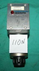 Rexroth 3WE-10-B31 CG24N9DAL directional spool valve