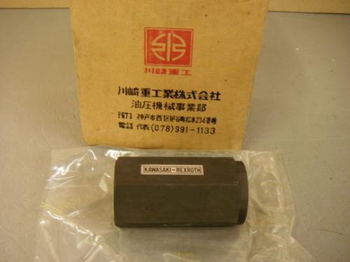 Kawasaki China USA YYS20ATK3.0 Rexroth S20AT-K3.0 Steel Check Valve