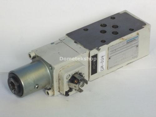 Mannemann Rexroth HSZ 06 A608-31/M00 X07946 with HED 8 0H 10/50 Hydraulic Valve