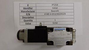 Rexroth 4WE 6 D53/AG241Z4 Hydraulic Valve
