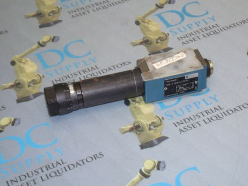 REXROTH ZDR 6 DP3-43/75YMREXROTH ZDR 6 DP3-43/75YM PRESSURE REDUCING VALVE, NNB