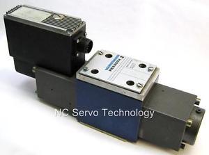 Rexroth 4WRSE10V80-31/G24K0/A1VR Proportional Valve Rebuilt w/Warranty