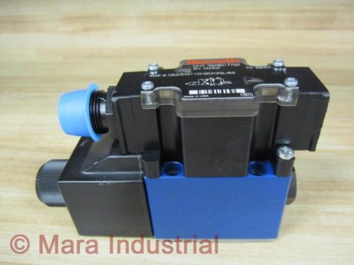 Rexroth Bosch R978017792 Valve 4WE 6 D62/EW110N9DK25L/62 - origin No Box