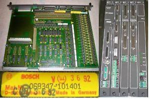Bosch Singapore Australia CNC E-A24/0.2 068347-101401 Rexroth RH01 068347