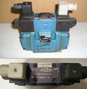 Bosch Rexroth Hydraulics 4WE 6 J61/EW110N9Z4 4WEH 10 F44/6E Hydraulic Valve