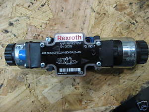 Origin Rexroth 4 way Valve 4WE6D6X/OFEG24N9DK24L2SO43A1348