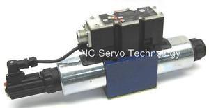 Rebuilt Egypt Canada Rexroth 4WREE10E50-22/G24K31/A1V Proportional Valve R900927231w/Warranty