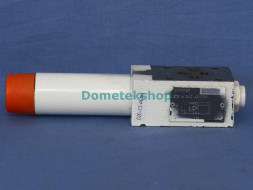 Mannesmann Rexroth ZDR 6 DA2-43/210Y Pressure Reducer Valve