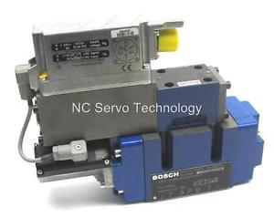 origin Bosch Rexroth 0811-404-662 Proportional Valve w/0811-404-605 Pilot