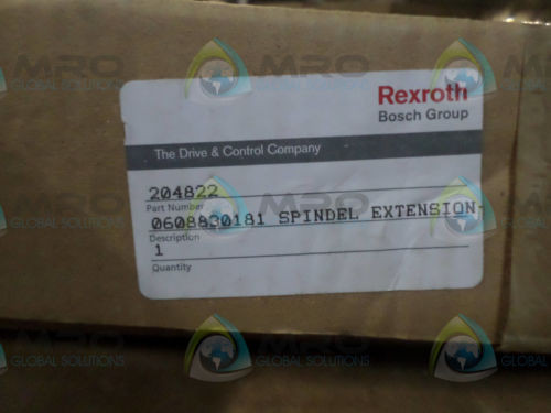 REXROTH Canada Italy 0608830181 CONTROL SYSTEM *NEW IN BOX*