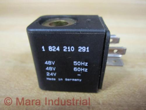 Rexroth Germany USA Bosch Group 1-824-210-291 Coil 1824210291 - New No Box