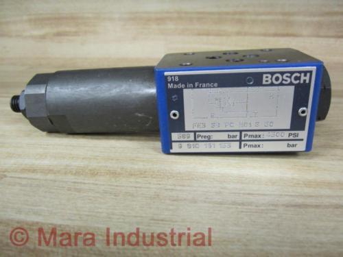 Rexroth Bosch FE3 SB PC M01 S 50 Valve - origin No Box