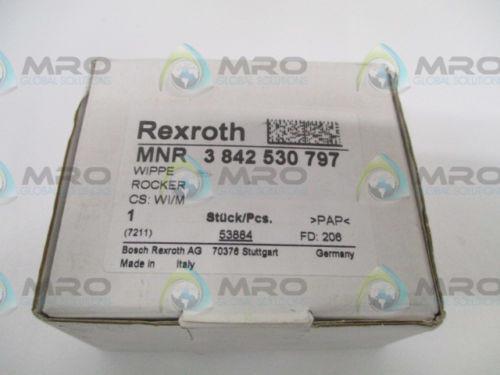 REXROTH Egypt Australia 3842530797 WIPPE ROCKER *NEW IN BOX*