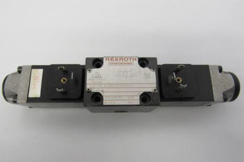 REXROTH 4 WE 6 D52/OFAG24NZ4 24V DC 26W VALVE