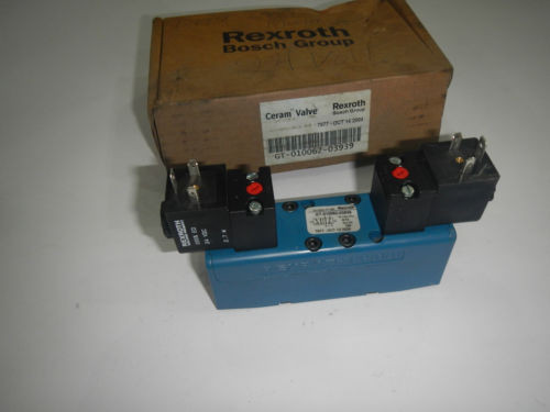 Rexroth GT010062-03939 Pneumatic Valve