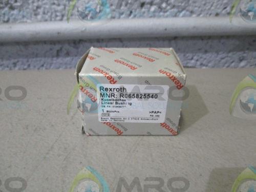 REXROTH R065825540 LINEAR BUSHING Origin IN BOX
