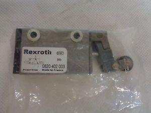 Origin  REXROTH 0-820-402-003 LIMIT VALVE