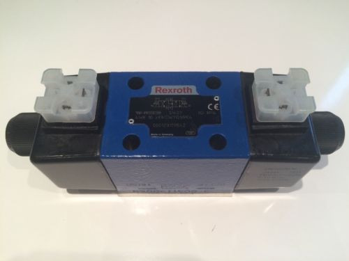 REXROTH 4WEJ33/CW110N9K4 DIRECTIONAL VALVE, 4/3, #039;J#039; SPOOL, WITH 110V COILS