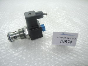 Way valve Rexroth 24 V DC Class F, Demag used spare parts