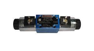 R900561278 4WE6E6X/EG24N9K4 Magnetwegeventil Bosch Rexroth directional valve