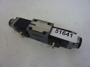 Rexroth Valve 4WE6W51/AG24N9K4V Used #51641