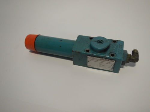 Rexroth DR6DPZ-51/754MIL Hydraulic Reducing Valve
