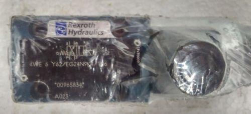 4WE6Y62/EG24N9K4 REXROTH R900561276 DIRECTIONAL CONTROL VALVE