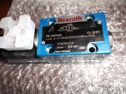 Rexroth Hydraulic Directional Control Valve   R900550284 4WE6H73A62/EG24N9K4/A12