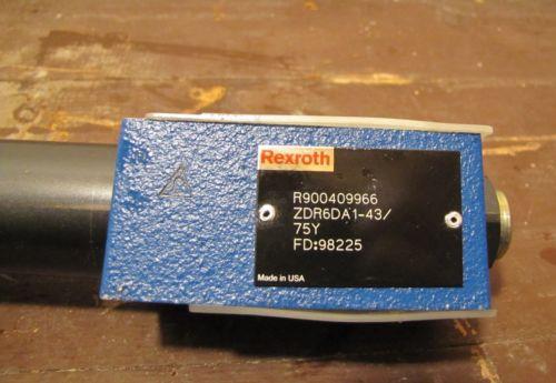 Origin - Rexroth Pressure Reducing Valve, Direct Operated, R900409966