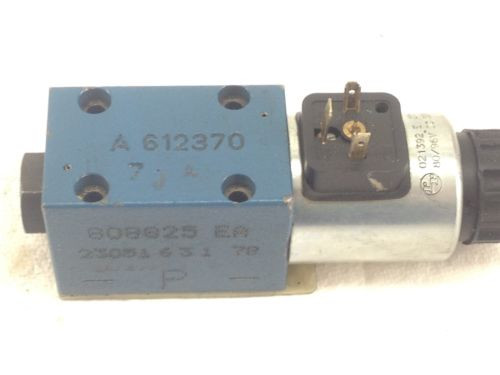Origin REXROTH DIRECTIONAL CONTROL VALVE # A612370  FAST SHIP HB4