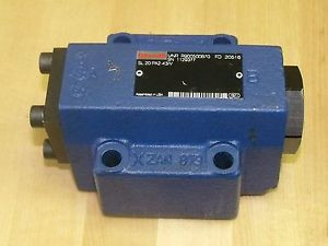 Rexroth SL 20 PA 2 43 V Hydraulic Check Valve R900500870 SL20