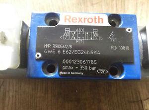 Origin REXROTH R900561278 Hydraulic Valve 4WE6E62/EG24N9K4