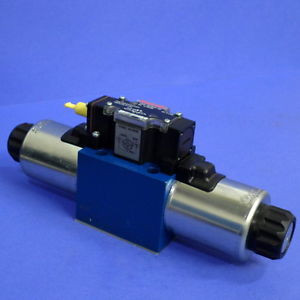 REXROTH 24VDC 146A HYDRAULIC DOUBLE SOLENOID VALVE, 4WE10D40/OFCG24 Origin