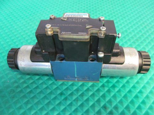 Rexroth 4WE6J61/EG24N9DK24L Hydraulic Directional Valve FREE SHIPPING