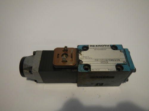 Rexroth 3WE6A51/AW110N Hydraulic Directional Valve