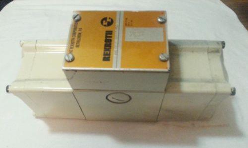 Rexroth Solenoid Valve 4WE10E21/AW110N9DAV / 4WE10E21 AW110N9DAV