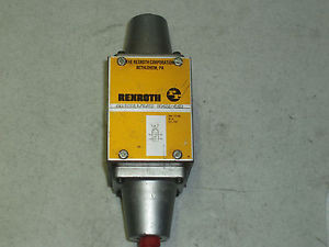 REXROTH 4WH10D11/V/12 S043A-140 DIRECTIONAL CONTROL VALVE