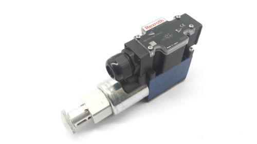 Rexroth 4WE6D62/EW110RN5DL Hydraulic Direction Control Valve