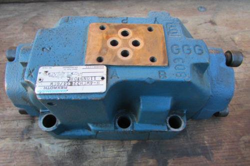 Rexroth H-4WEH22E74/6EW Directional Control Valve
