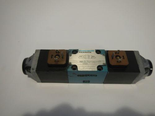 Rexroth 4WE6L51/BW110N9 Hydraulic Directional Valve 120 Volt Ac
