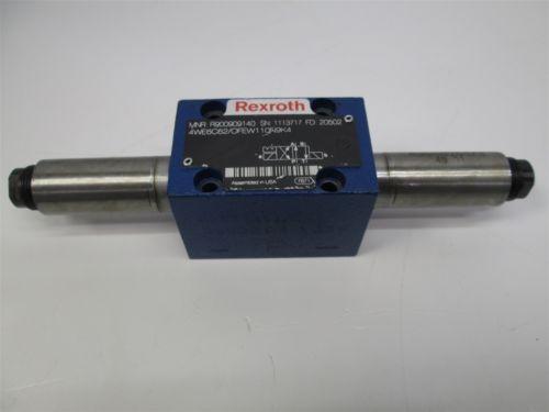 Rexroth R900909140 Hydraulic Directional Control Valve, 4 Way 2 Pos, 5100 psi