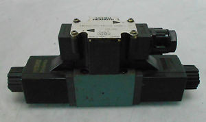 Uchida Rexroth Directional Control Valve 4WE6J-A0/AW100-00NPS, Used, Warranty