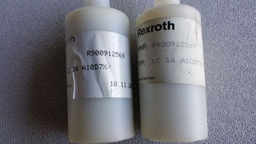 Rexroth Hydraulics Logic Valve LC 16 B40E7X   Lots of 2