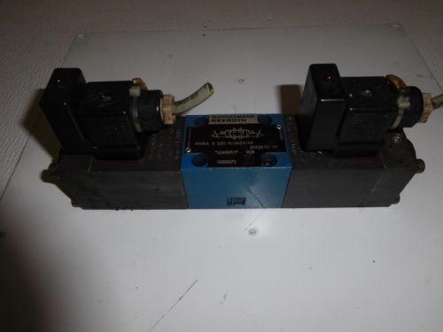 Rexroth 4WRA-6E20-11/24Z4/M Hydraulic Directional Valve D03 24V