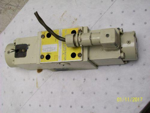 REXROTH HYDRAULIC VALVE  4WRA10E401024Z4M , 4 WRA 10 E40-10/24Z4/M