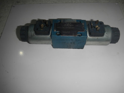 Rexroth 4WE-6D61/OFEG24N9K4 D03 Hydraulic Directional Control Valve